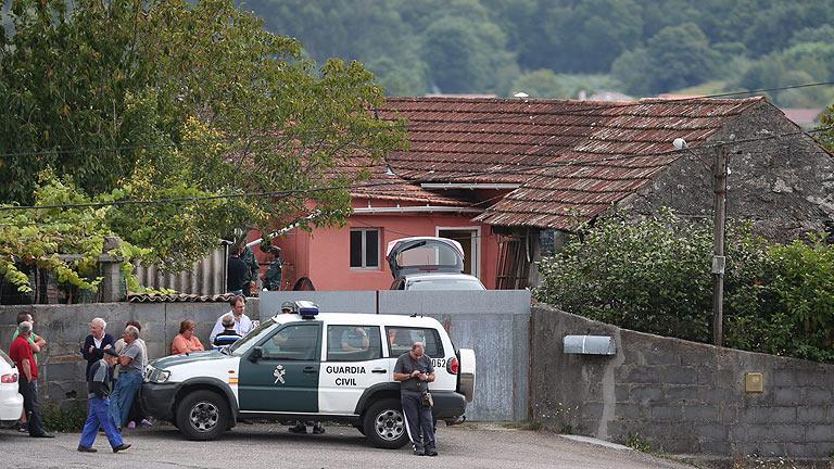 Un hombre asesina a su mujer en Barro (Pontevedra) y luego se suicida