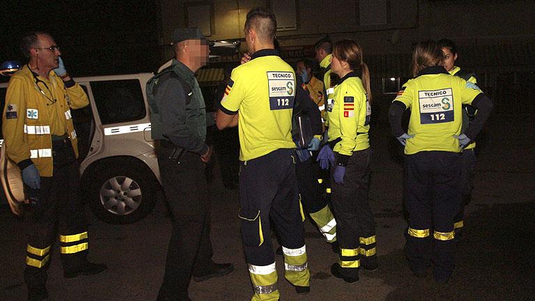 Un hombre mata a tiros a dos personas en una pedanía de Albacete