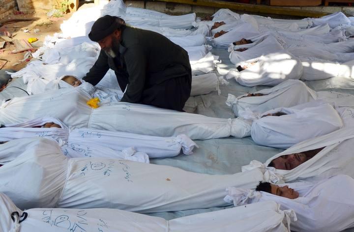 Masacre en Siria