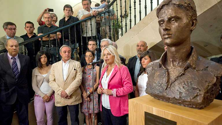 Se cumplen 15 años del secuestro de Miguel Ángel Blanco