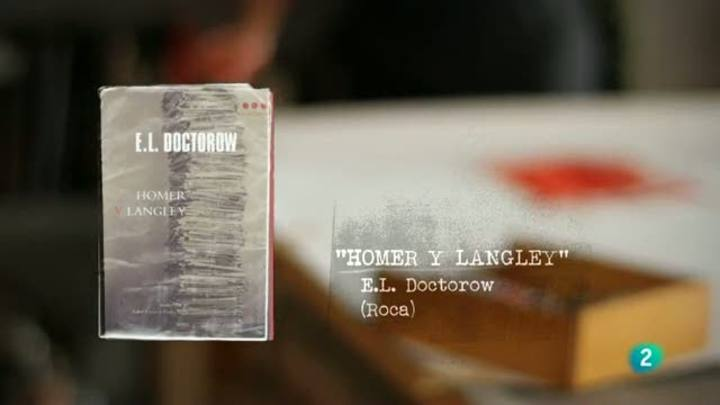 "Página 2 - Rescatados: ""Homer y Langley""  (E.L. Doctorow)"
