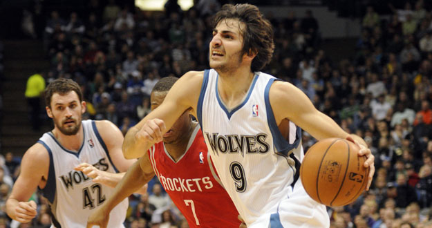 HOUSTON ROCKETS-MINNESOTA TIMBERWOLVES