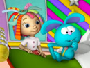 Imagen del  vídeo de Todo es Rosie en inglés titulado HOW TO GIVE AWAY YOUR TOYS AND KEEP THEM