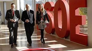 Ver vídeo  'Hoy arranca el 38 Congreso Federal del PSOE'