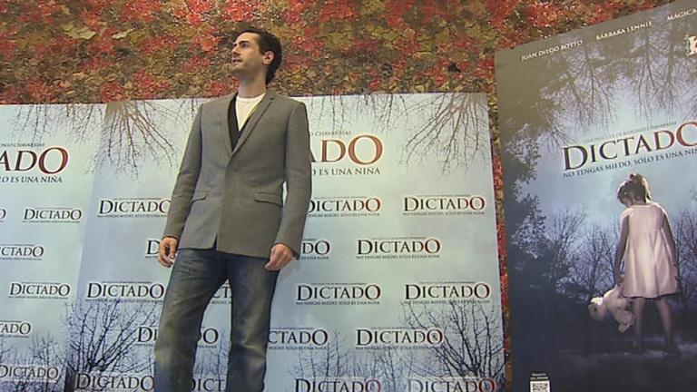 """Hoy se presenta en Madrid """"Dictado"""", la nueva película de Antonio Chavar"""