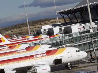 Ver vídeo  'La huelga de Iberia supone la cancelación de 91 vuelos'