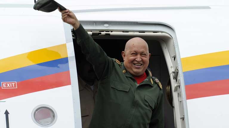 Hugo Chávez muere a los 58 años