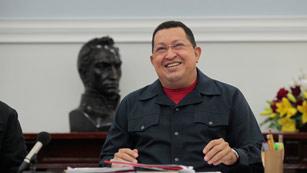 Ver vídeo  'Hugo Chávez reaparece en televisión y reitera que será candidato a la reelección'
