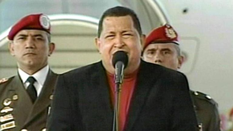 Hugo Chávez se recupera ya de la operación en en Cuba para extirparle un tumor en la pelvis