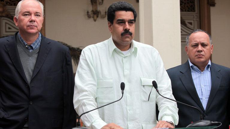 """Maduro: """"El postoperatorio de Chávez va a ser complejo y duro"""""""