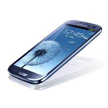 El dispositivo, que estará disponible en blanco y azul grisáceo, presenta una línea de diseño redondeada.