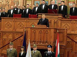 Ver vídeo  'Hungría cede a las presiones y enmendará la reforma del Banco Central'