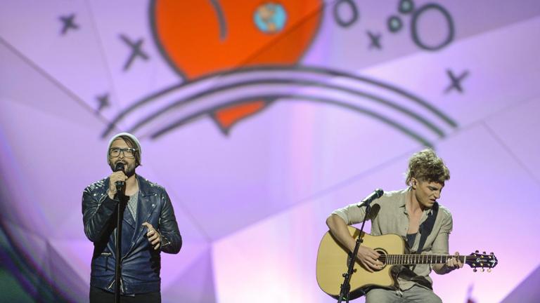 Segunda semifinal Eurovisión 2013 - Hungría