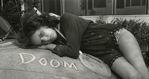 Iaana and Doom, de Sally Mann