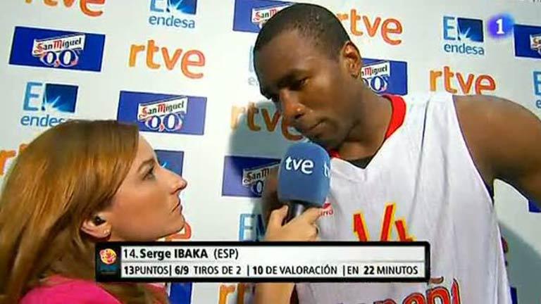"""Ibaka: """"Tenemos tiempo para mejorar cosas"""""""