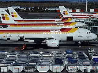 Ver vídeo  'Iberia afronta su segunda jornada de huelga de pilotos'