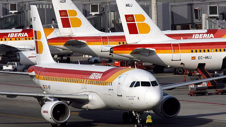 Iberia anuncia el recorte de 4.500 empleos