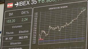 Ver vídeo  'El Ibex-35 sube un 2,72%, su mayor alza en lo que va de año'