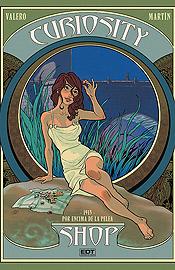 <i>Curiosity Shop 2 -1915- Por encima de la pelea</i>