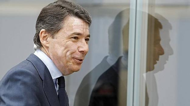 Ignacio González, próximo presidente de la Comunidad de Madrid tras la dimisión de Esperanza Aguirre.