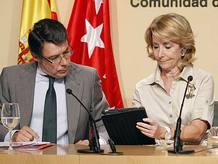 Ignacio González, vicepresidente de la Comunidad de Madrid, consejero de Cultura y Deporte y portavoz del Gobierno, además de secretario general del Partido Popular de Madrid, ha sido la mano derecha de Esperanza Aguirre durante los últimos nueve añ