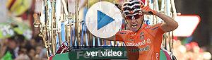 Igor Antón pone el broche de oro en una inolvidable fiesta del ciclismo
