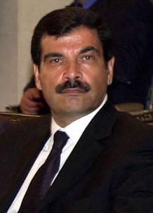 Imagen de archivo de Assef Shawkat, viceministro de Defensa y cuñado del presidente sirio Bachar al Asad