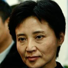 Imagen de archivo de Gu Kailai, esposa del exdirigente chino Bo Xilai