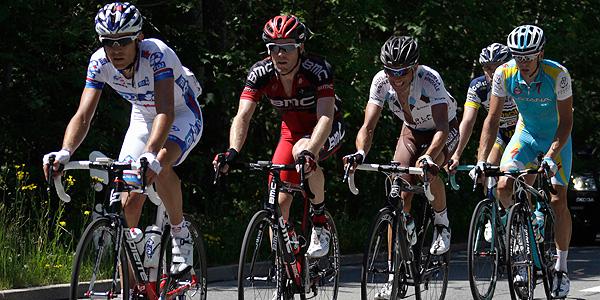 Imagen de archivo de la Vuelta a Suiza.