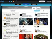 Imagen de los contenidos compartidos en +TVE.