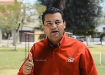 Diputado del PRI Eduardo Castro Luque