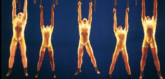 Imagen del doble espectáculo que Grupo Corpo presenta en Madrid