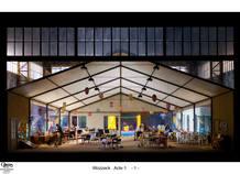 Imagen del montaje de Wozzeck que ofrecerá el Teatro Real en la próxima temporada
