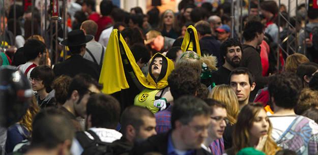 Imagen del Salón del Cómic de Barcelona
