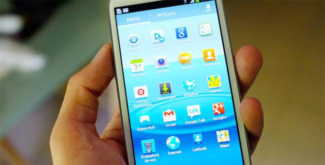 Imagen del Samsung Galaxy SIII