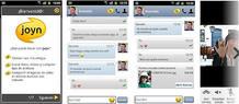 Imagen del servicio de mensajería instantánea Joyn