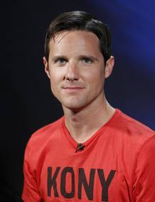 Imágen de Jason Russell, cofundador de 'Invisible Children' y director de 'Kony 2012'