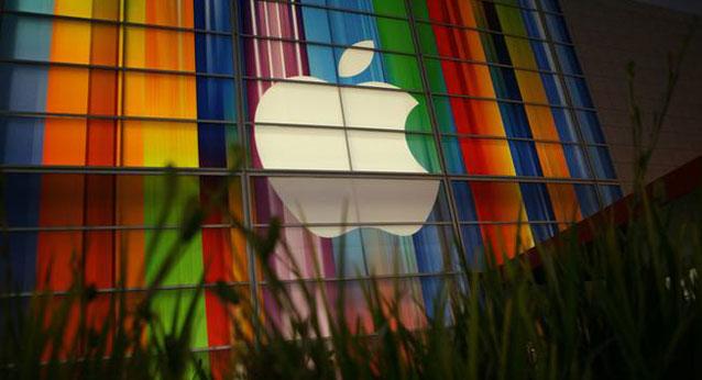 Imagen de la presentación del iPhone 5