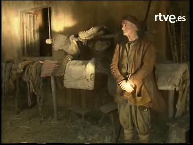 El Quijote - Imágenes del rodaje