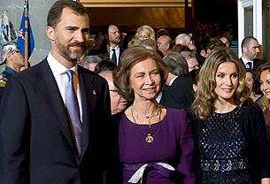 Ver v?deo  'Las imágenes de la gala de entrega de los Príncipe de Asturias'