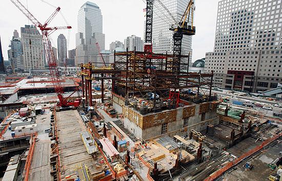 Imágenes inéditas de los atentados del 11 de Septiembre
