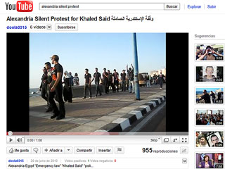 Ver vídeo  'Las imágenes de las protestas en Egipto dan la vuelta al mundo gracias a las redes sociales'
