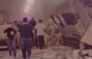 Ver v?deo  'Imágenes tomadas poco después del derrumbe del edificio en Palma de Mallorca'