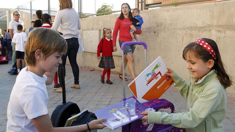 Las asociaciones de padres insisten en que los padres se impliquen en la educación de sus hijos
