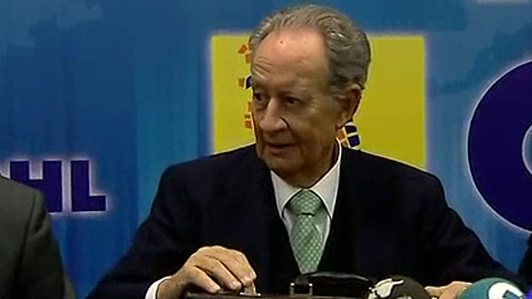 Ruz imputa a Villar Mir, a Del Rivero y a otros seis empresarios en los 'papeles de Bárcenas'