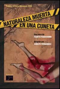 <i>Naturaleza muerta en una cuneta</i>, de Fausto Paravidino
