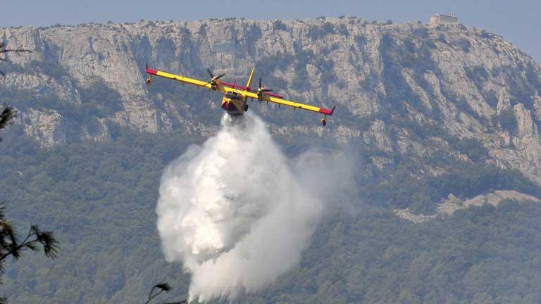 El principal incendio del Alt Empordà entra en fase de control