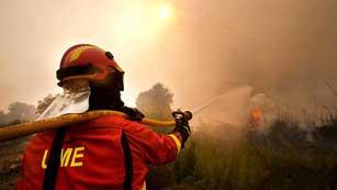 Ver vídeo  'Los incendios de Valencia están estabilizados'