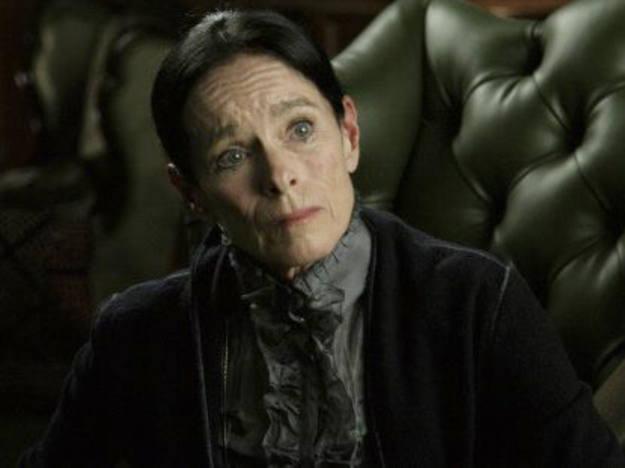 La incombustible hija de Charles Chaplin, Geraldine, actúa en 'Americano', de Mathieu Demy.