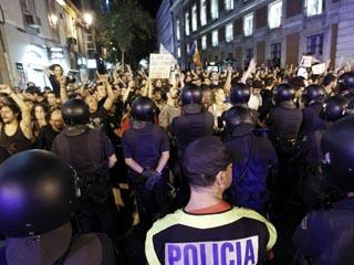 Ver vídeo  'Los 'indignados' vuelven a tomar Madrid'
